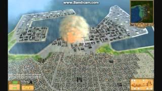 Pacific Storm Nuke Test