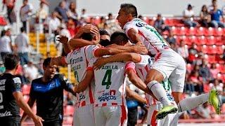 Apertura 2015   Necaxa vs Celaya