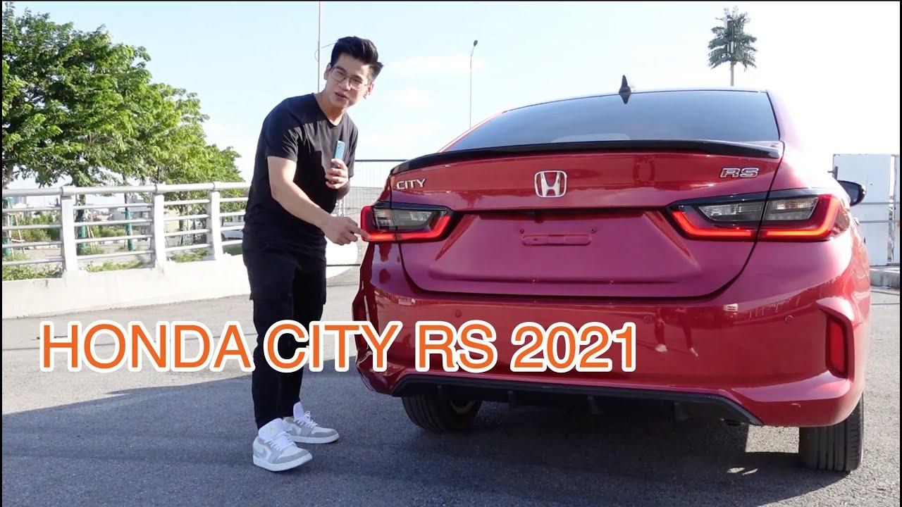 Honda City RS 2021 - Xe hạng B đắt và ế
