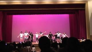 東方神起(TVXQ) 呪文(주문)-MIROTIC- & High School Musical   Dance 文化祭(20110905)