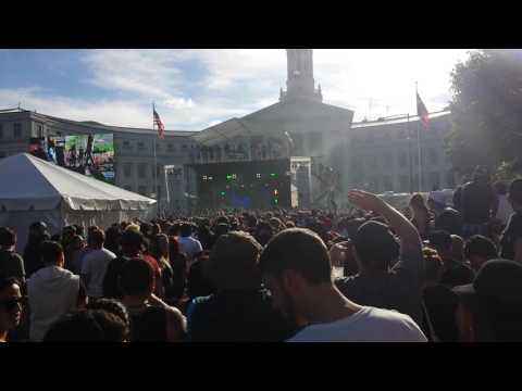 Lil Wayne at 420 festival Denver co