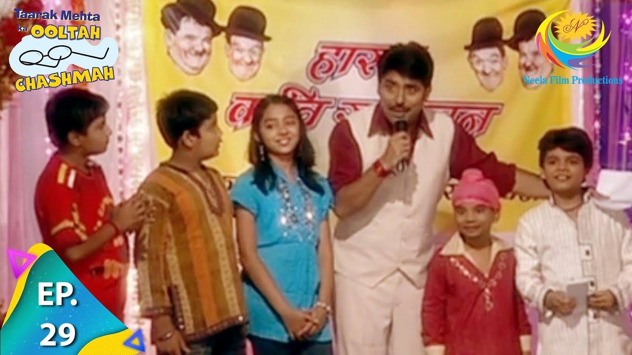 Download Taarak Mehta Ka Ooltah Chashmah - Episode 29 - Full Episode