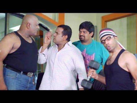 Gullu Dada Thriee Hyderabadi Movie    Sajid And Aziz Comedy Scenes    Back To Back Part  02