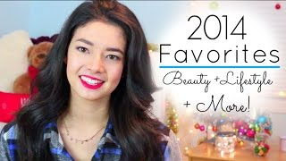 2014 FAVORITES ♡ Beauty + Lifestyle! Thumbnail