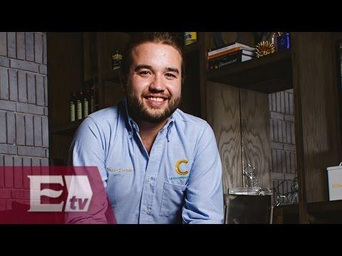 El chef Óscar Cortázar, dueño de La Cocinería Bistro en Chihuahua/ De Chef a Chef