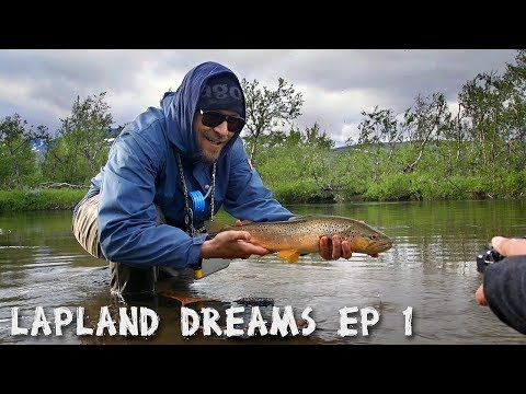 Lapland Dreams Ep 1 - The Secret Jokk And The Swamp Lake