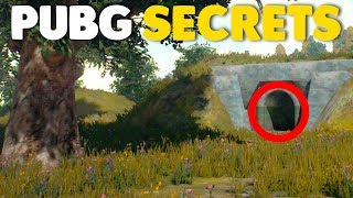 5 SECRET Military Bunkers In Battlegrounds (PUBG)