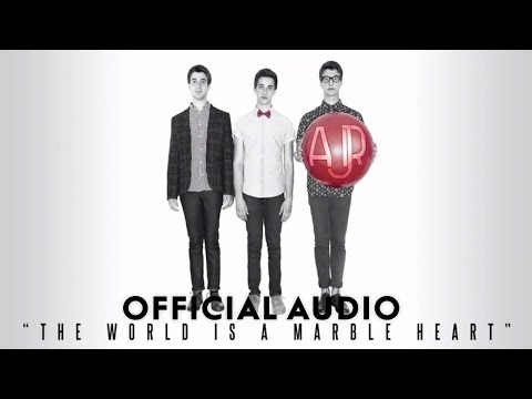 AJR - The World Is A Marble Heart (Audio)