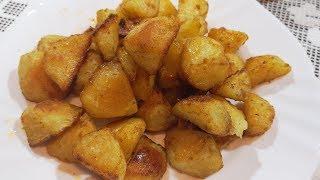 hrskavi krompir iz rerne uvek savrseno pecen