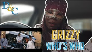 Fresh Home!! Grizzy - Who's Who? [Music Video]   Link Up TV   Reaction Video