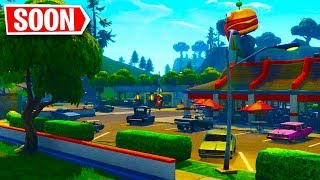 GREASY GROVE IS RETURNING TO FORTNITE  BATTLE ROYALE!