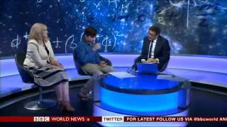 'THE SPARK' - JACOB BARNETT INTV - BBC WORLD NEWS