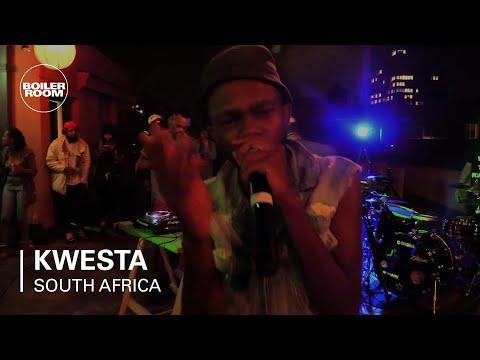 Kwesta Boiler Room South Africa Live Set