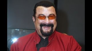 The Downfall Of Steven Seagal