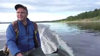 Такого улова у нас еще не было!!! Рыбалка в Первый день августа
