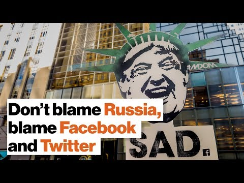 Political Extremism in America: Don't blame Russia, blame Facebook and Twitter | Niall Ferguson