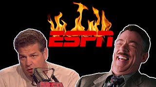 Mike Golic DESTROYS ESPN for the handling of Rachel Nichols and Maria Taylor DRAMA!