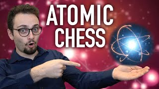 EXPLODING PIECES in Atomic Chess