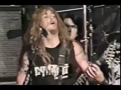 Sepultura Live in Rio de Janeiro, Brazil At Maracanã Stadium Rock in Rio II - (23/01/1991)