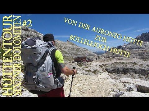 Refugio Auronzo Büllelejoch Hütte #2 (5) Hüttentour Sextner Dolomiten