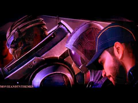 Mass Effect 3 EC OST - A Moment Of Silence Extended