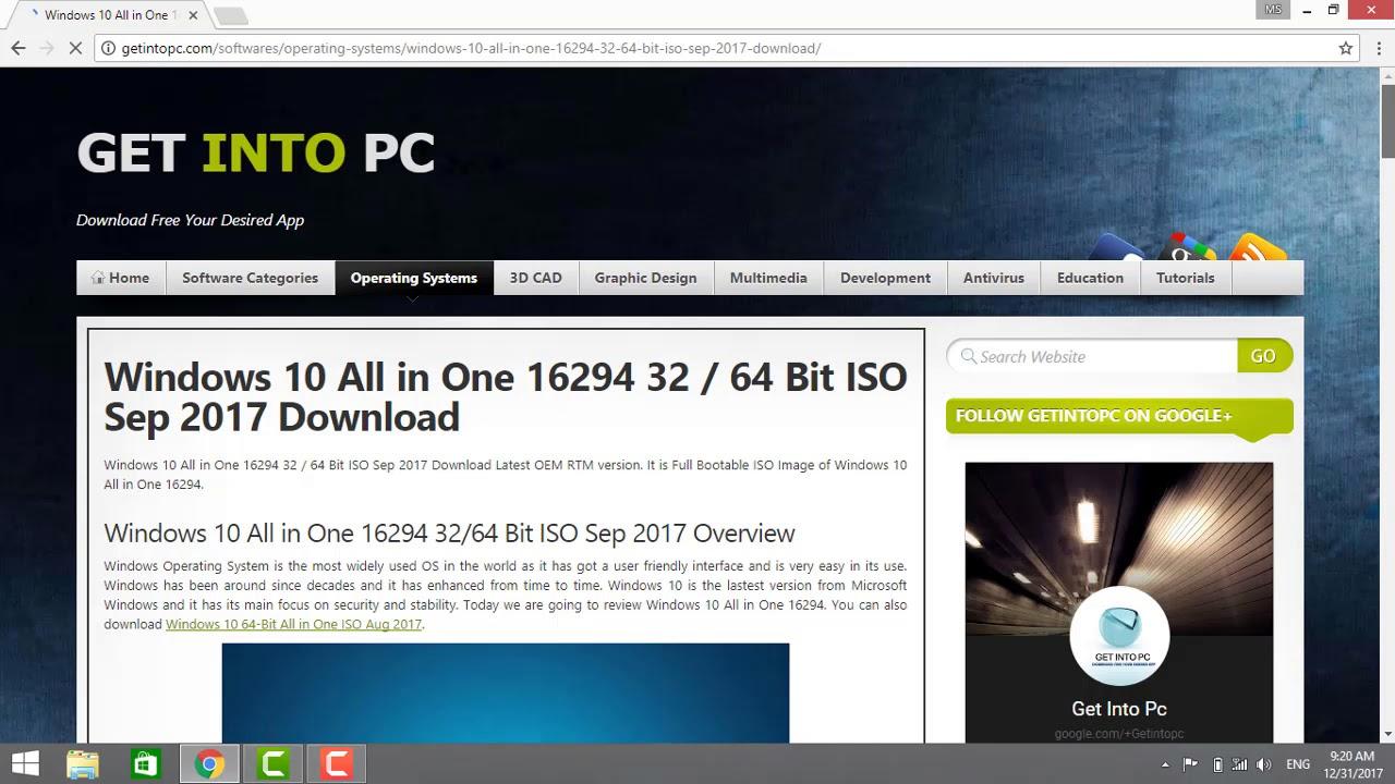 Screenshot windows 7 64 bit download iso file getintopc
