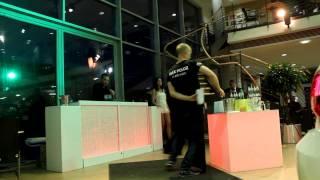 видео Оригинальное бар шоу, Москва