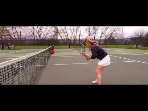 Tennis Practice '17