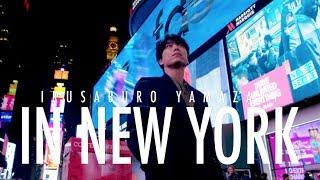 TBSチャンネル1 ※CS放送 『山崎育三郎 in NEW YORK 前編』 12/29(土)午...