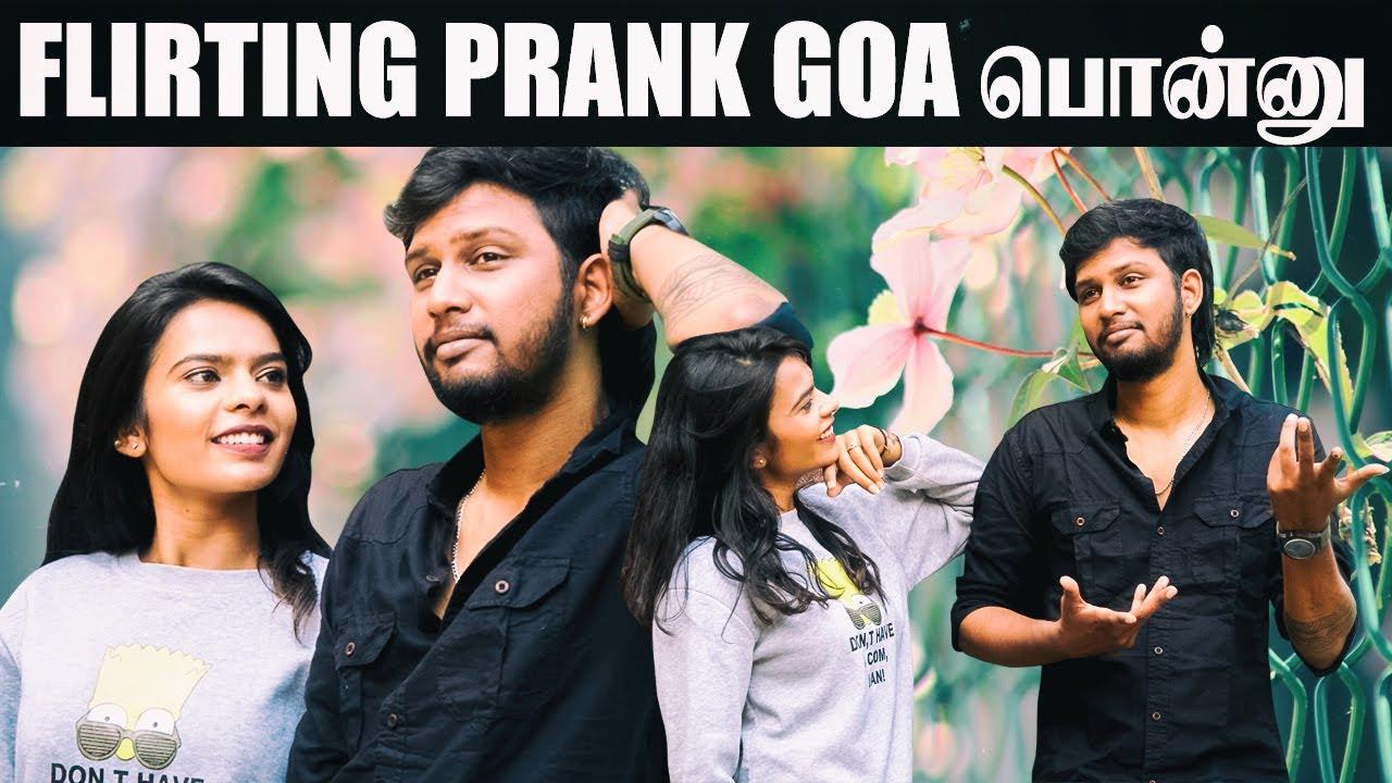 Flirting Prank a GOA Ponnu | VJ Prem | Ka Ka Ka Po