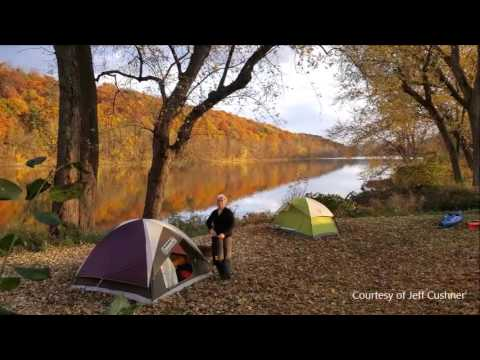Kayak camping the North Branch Susquehanna River