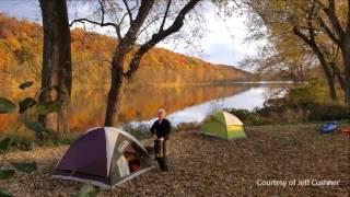 Kayak camping the North Branch Susquehanna River