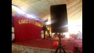 fairwell party speech by nabeel ahmed in (naveed-e-sahar school)
