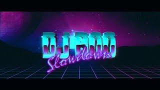 """YouTube動画:DJROO - """"SLOWDOWN feat.13ELL"""" Official Music Video"""