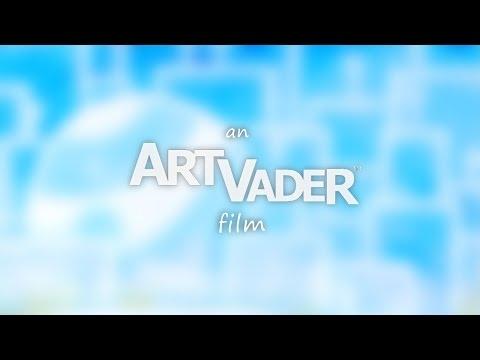 El Coyote: an Art Vader painting film