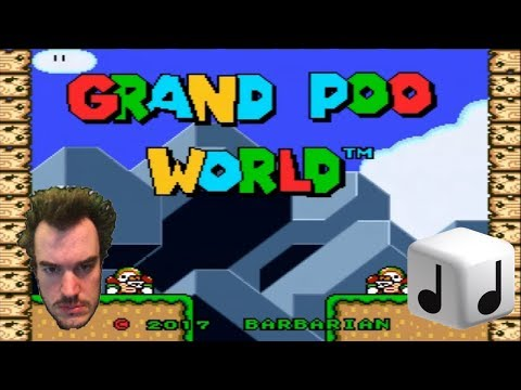 Grand POO World Soundtrack