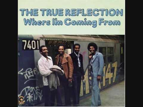 The True Reflection (Usa, 1973)  - Where im coming from (Full Album)