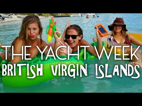 The Yacht Week British Virgin Islands