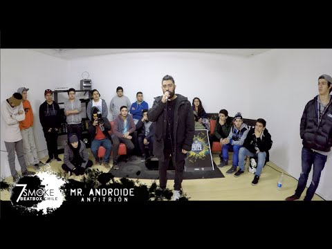 7 to Smoke / Beatbox Chile 2016 - 1º Parte