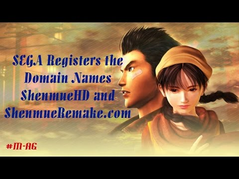 Sega Registers the Domains ShenmueHD.com and ShenmueRemake.com