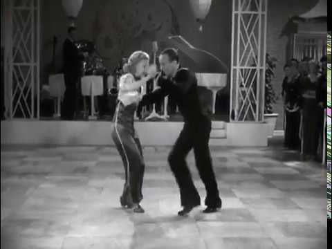 The Contest – Fred & Ginger in Follow the Fleet 1936