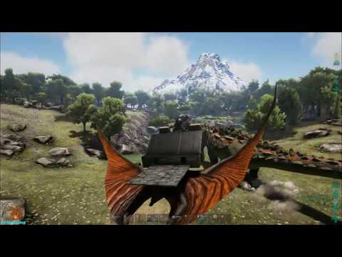 How To SOLO Tame A TITANOSAUR - Ark Survival Evolved ( XB1/PC)