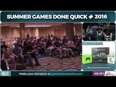Catherine by Ghoul02 in 0:26:39 - SGDQ2016 - Part 9