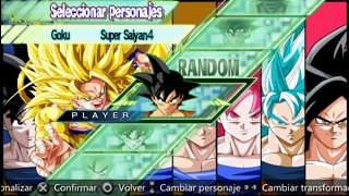 Dragon Ball Z Shin Budokai 2 Transformation Saiyan Mod Download