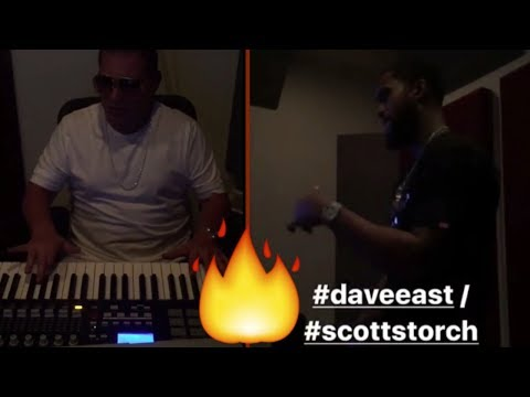 Dave East & Scott Storch Preview NEW SONG