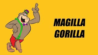 The Magilla Gorilla Show Intro