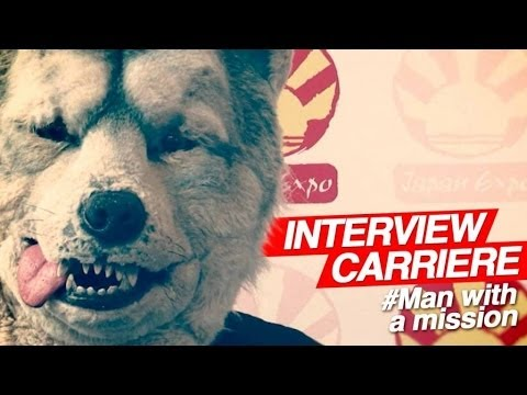 MAN WITH A MISSION (musique / interview)