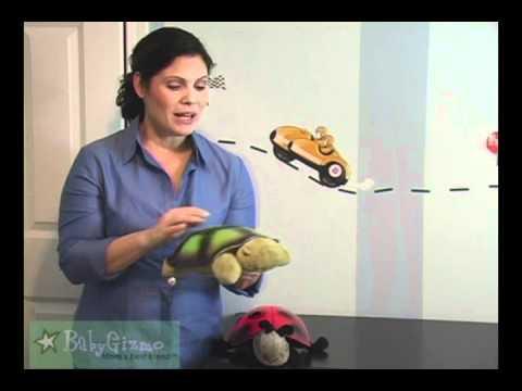 Baby Gizmo Cloud B Twilight Turtle (& Ladybug) Review