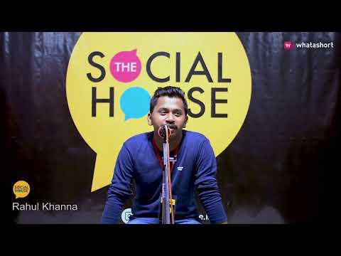 Meri Maa Hai Wo - Rahul Khanna | Poetry | The Social House | Whatashort