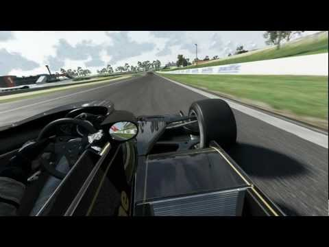Project Cars Build 291 - Lotus 78 Cosworth at Bathurst.
